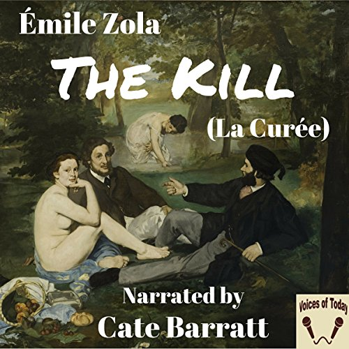 The Kill (La Curee) audiobook cover art