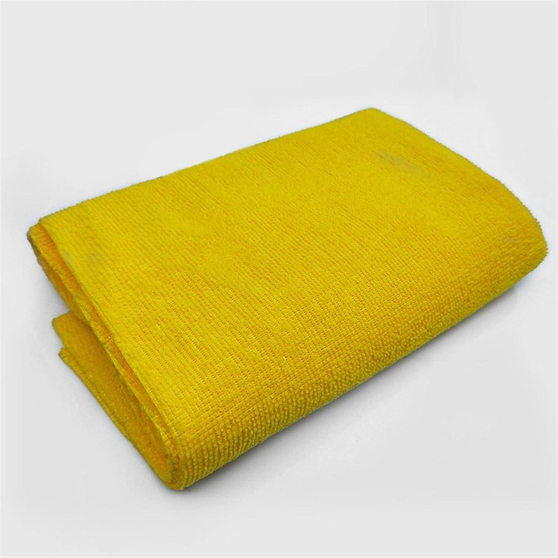 Car Drying Towels 40X40CM Car Detailing Microfiber Towel, Waxed