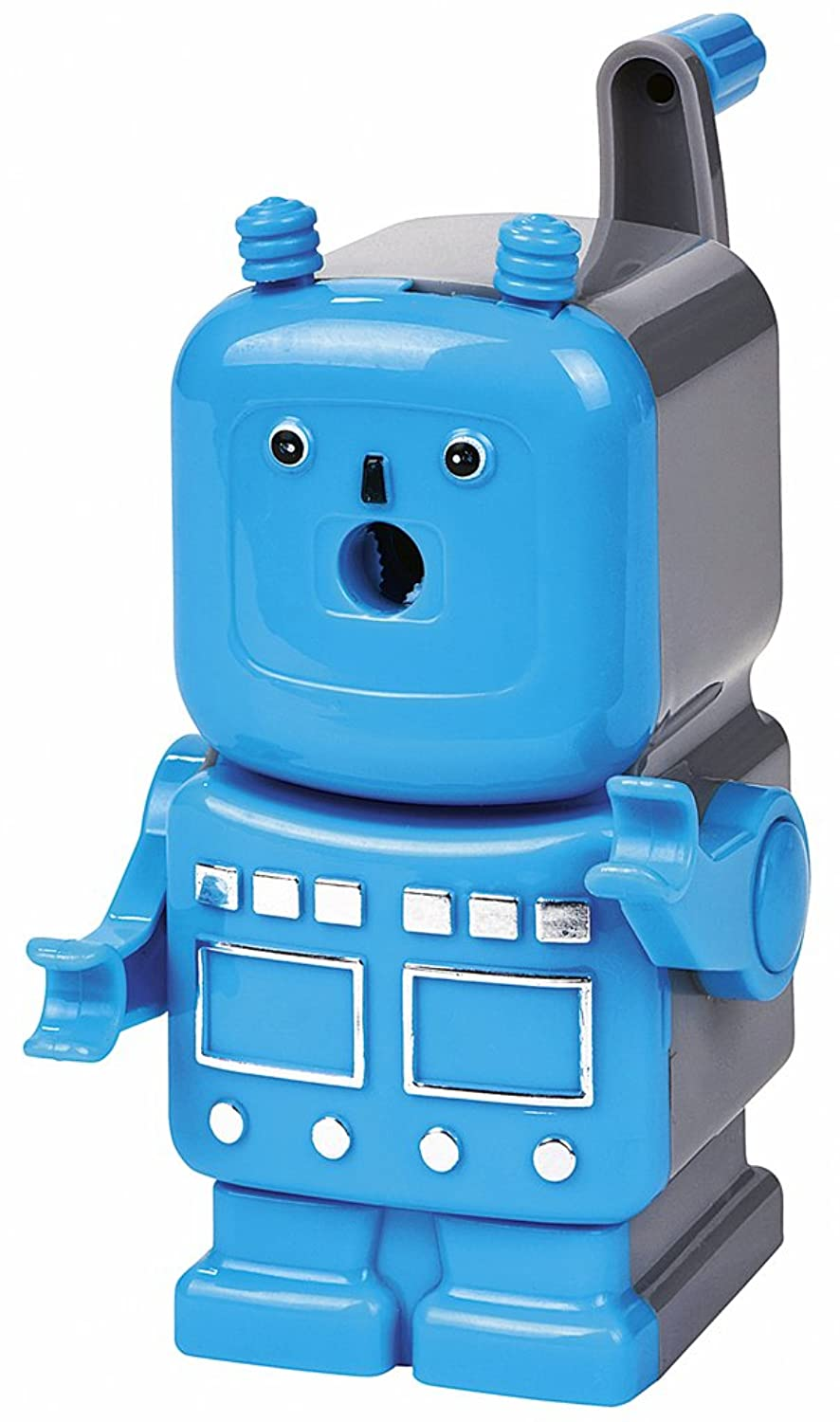Moses. 26078?Robot Metal Pencil Sharpener Spitzwerk ealmjf7925826