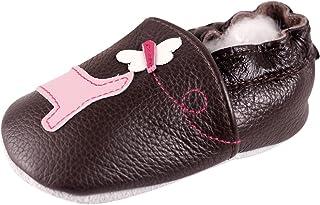 e65459b4628c4 Amazon.fr   Marron - Chaussures premiers pas   Chaussures bébé fille ...