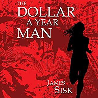 The Dollar a Year Man audiobook cover art