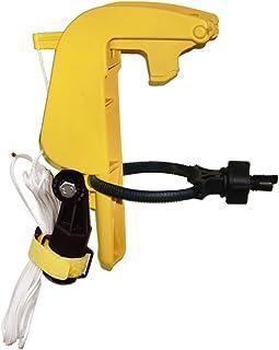 4Most Innovations GSP0205 Gotcha Sprayer Pro Aerosol Spray Can Extension Pole Adapter