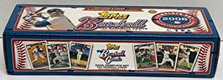 2006 Topps Baseball Complete Factory Set w/ 2 Packs of 5 Exclusive Rookie Cards - Alex Rodriguez on Box - Justin Verlander Rookie Card