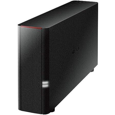 BUFFALO NAS スマホ/タブレット/PC対応 ネットワークHDD 2TB LS210D0201G 【エントリーモデル】