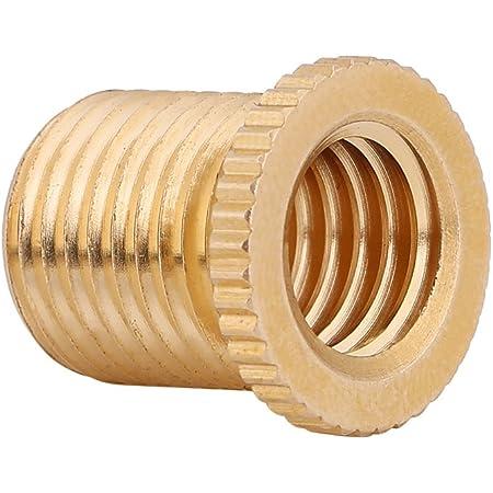 Keenso Schaltknauf Gewinde Adapter Universalmetrik Auto Gang Stock Knopf Thread Schrauben Adapter Halter M12 1 25 10 1 5 Auto