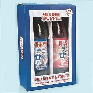 Slush Puppe Slush Puppie Syrup Giftset, Multi-Colour, 2 x 500 ml Bottle
