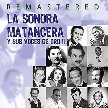 La Sonora Matancera y sus voces de oro, Vol. 2 (Remastered)