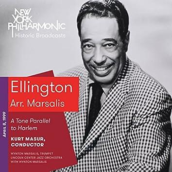 Ellington: A Tone Parallel to Harlem (Recorded 1999)