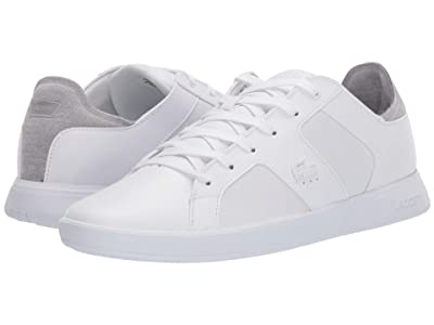 Lacoste Novas 319 2 (White/Grey) Men