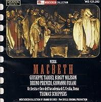 Verdi: Macbeth by Giuseppe Taddei (Macbeth) (2015-04-23)