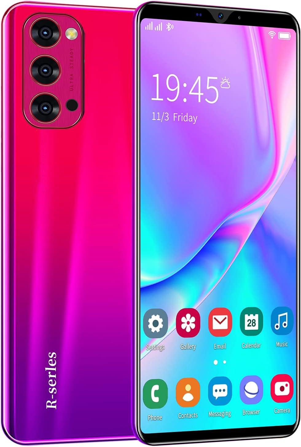 Teléfono Móvil Libre, ShaQx Rino4Pro Android 3G Smartphone Libre, 4GB ROM (32GB SD) Mobile Phone, 6.1