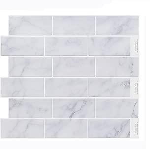 Vamos Tile Premium Peel and Stick Tile Backsplash,Self Adhesive Wall Tiles for Kitchen & Bathroom-11.2