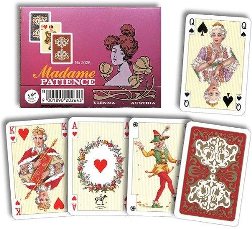 Piatnik Kartenspiele, Patience Madame