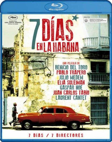 7 Días En La Habana [Blu-ray]
