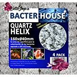 Cilindros FILTRANTES BACTER House 160 x 40 mm 4 Unidades