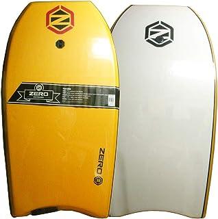 con crescent tail Tabla de bodyboard de Alder Assault de 112 cm n/úcleo de EPS canales 60//40 y slick de HDPE