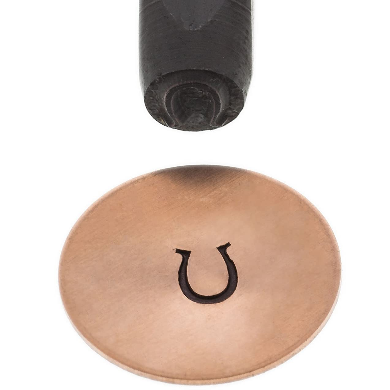 Elite Design Stamp, Horseshoe | PUN-203.51