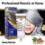 Vips Prestige–beblonde Teinture semi permanent couleur platine argent BB01,...