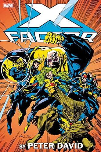 X-Factor By Peter David Omnibus Vol…