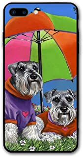 Schnauzer Fashion IPhone8 Plus Unique IPhone8 Plus Case Unisex