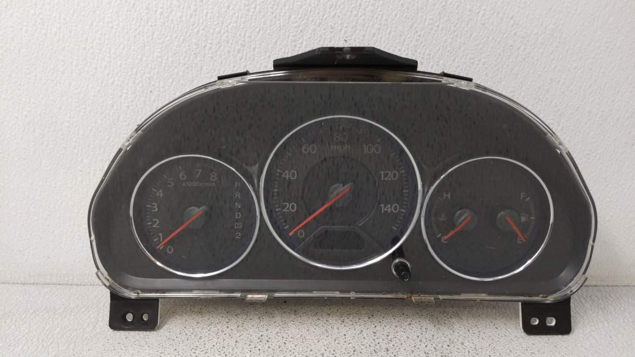 OEMUSEDAUTOPARTS1.COM-Speedometer Cheap mail order shopping Instrument Cluster Indefinitely Gauges 7810