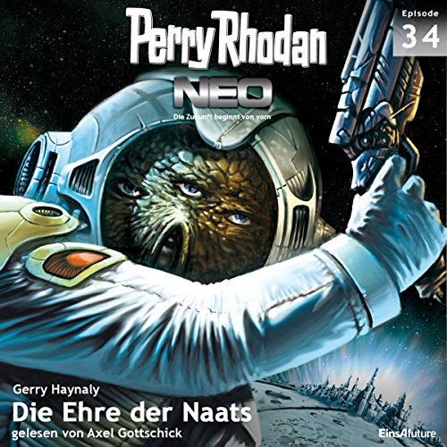 Die Ehre der Naats audiobook cover art