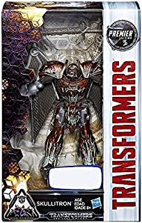 Hasbro Transformers The Last Knight Premier Deluxe Skullitron Deluxe Action Figure