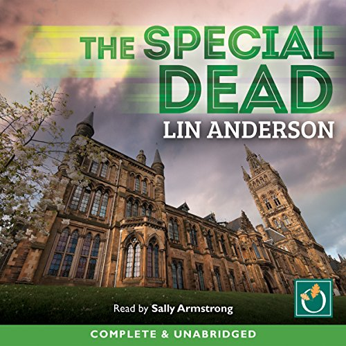 The Special Dead audiobook cover art