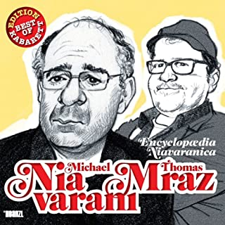 Michael Niavarani & Thomas Mraz - Encyclopaedia Niavaranica Titelbild