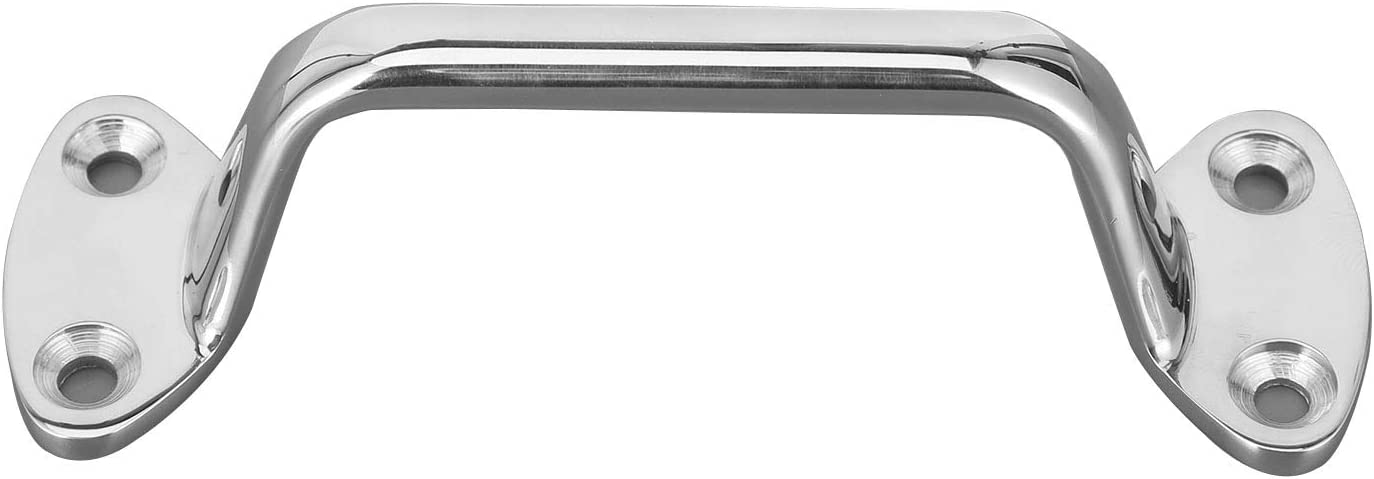 6in Door Grab Handle Handrail Challenge the lowest price of Max 64% OFF Japan ☆ Stainless 316 St Replacement Pull