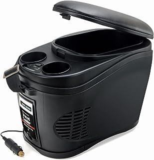 Black & Decker Black + decker Tc212b 12 latas de viaje enfriador y calentador, Sólido, Negro