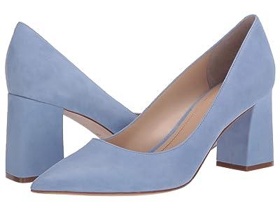 Marc Fisher LTD Zala Pump (Light Blue Suede) Women