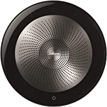 Jabra Speak 710 Wireless Bluetooth Speaker for Softphone and Mobile Phone - Android & Apple Compatible - MS Optimized (Renewed)