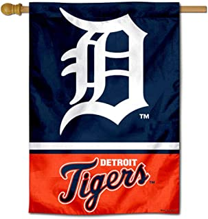 WinCraft Detroit Tigers Double Sided House Flag