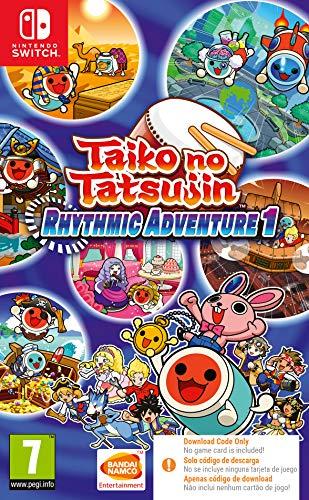 Taiko No Tatsujin: Rhythmic Adventure Pack 1 - Nintendo Switch [Edizione: Regno Unito]