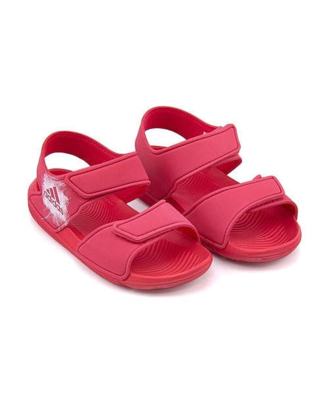 [アディダス] 女の子 男の子 キッズ ベビー 子供靴 運動靴 通学靴 ウォーター サンダル スニーカー アルタ スイム I C 軽量 クッション性 屈曲性 カジュアル アウトドア リゾート ALTA SWIM I C