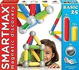 Smartmax - SMX 301 - Jeu de Construction - Basic - 25 Pièces