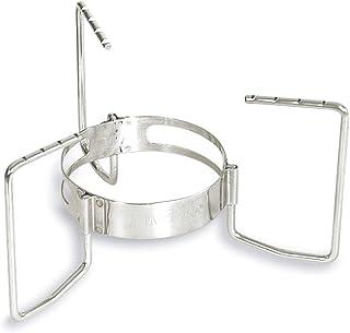 Tatonka Stativ alkoholbrännare brännare brännare hållare, transparent, 7,5 x 3 cm