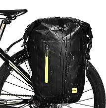 Selighting Bolsa Alforja Trasera para Bicicleta 25L, Grande Bolsa Bicicleta Multifunción Carretera MTB Bicicleta de Montaña
