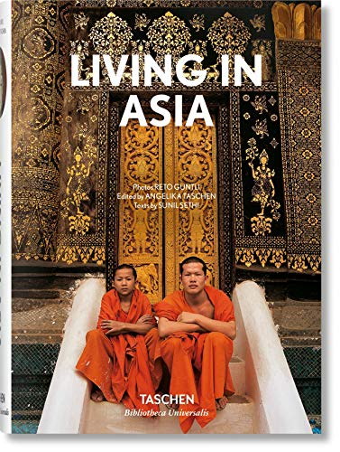 Living in Asia. Ediz. inglese, francese e tedesca: LIVING IN SOUTHEAST ASIA: 1