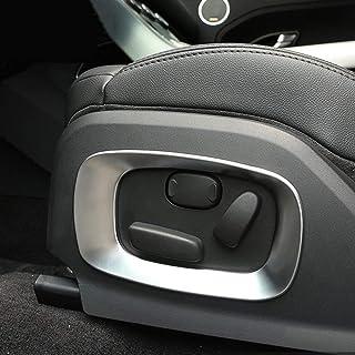 Chrome ABS Oritech pour enjoliveur de Cadre de Commande de Volant Land Rover Range Rover Evoque SUV 2012-2018