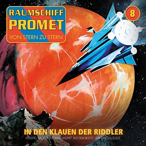 In den Klauen der Riddler audiobook cover art