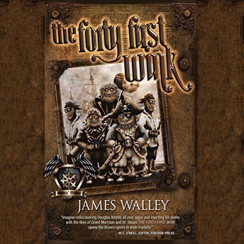 The Forty First Wink cover art