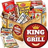 King of Grill + DDR Ostpaket + Grillmeister Geschenk