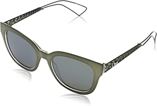 a6b5fde0e0 Dior DIORAMA1 3U Y0V Gafas de sol, Verde Crysta/Khaki Grey Speckled Blue,