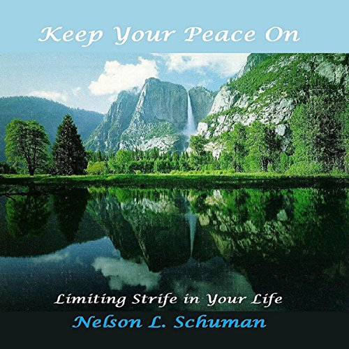Keep Your Peace On audiobook cover art