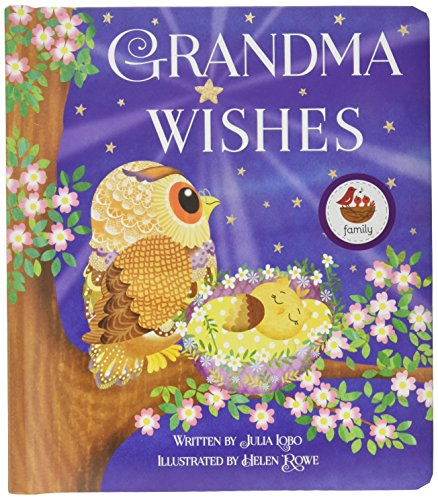 Grandma Wishes: Childrens Board Book (Love You Always)