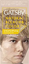gatsby natural bleach color