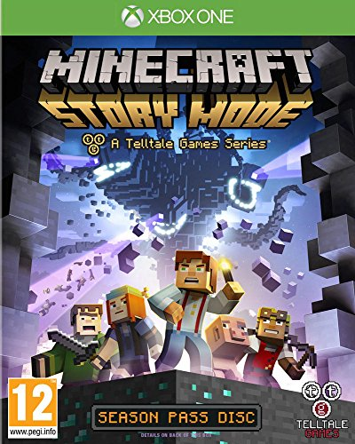 Focus NG - Minecraft Story Mode - Xbox ONE