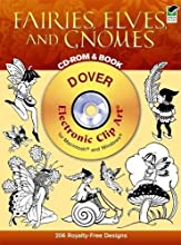 Fairies, Elves, and Gnomes CD-ROM and Book